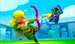 ARCHERO MOD APK 2.6.4 (Unlimited Money, God Mode, High Damage) 2