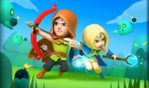 ARCHERO MOD APK 2.6.4 (Unlimited Money, God Mode, High Damage) 3
