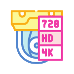 Videos' Quality and Graphics