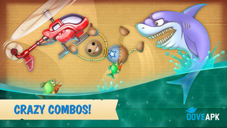 about kick the buddy mod apk for IOS